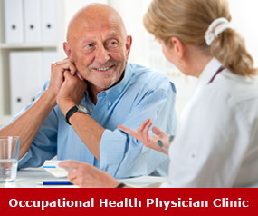 Occupational Health Physician Clinic